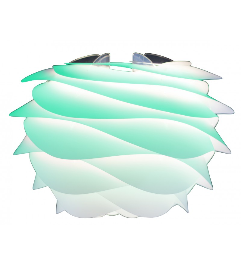 Lampa Carmina mini Gradient Turquoise UMAGE (dawniej VITA Copenhagen)