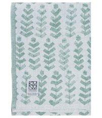 Lniany ręcznik RUUSU X HVITTRÄSK Lapuan Kankurit -  48 x 70 cm, aspen green