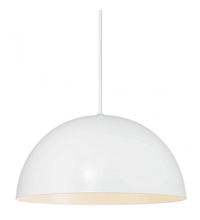 Lampa wisząca Ellen 30 Nordlux - biała