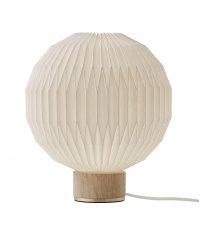 Lampa stołowa Model 375 LE KLINT - rozmiar S, plisowany klosz z papieru