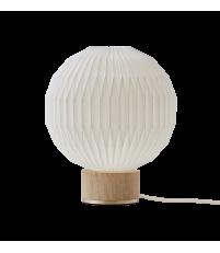 Lampa stołowa Model 375 LE KLINT - rozmiar XS, plisowany klosz z tworzywa