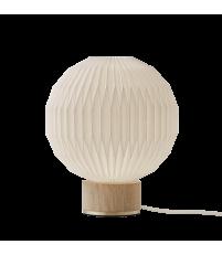 Lampa stołowa Model 375 LE KLINT - rozmiar XS, plisowany klosz z papieru