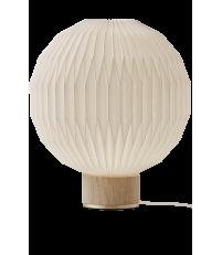 Lampa stołowa Model 375 LE KLINT - rozmiar M, plisowany klosz z papieru