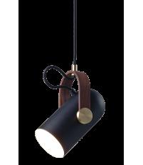 Lampa wisząca CARRONADE Spot Pendant LE KLINT - czarna, punktowa