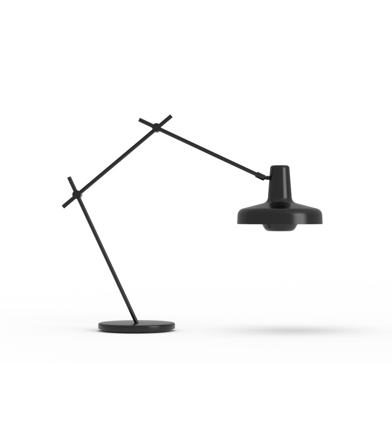 Lampa stołowa ARIGATO TABLE - czarna