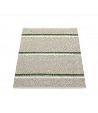 Chodnik OLLE Pappelina - green / background linen, różne rozmiary