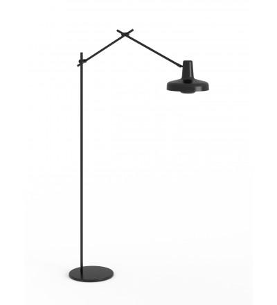 Lampa podłogowa ARIGATO FLOOR - czarna