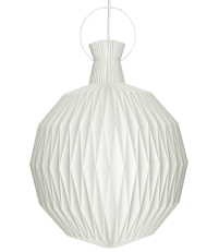 Lampa wisząca Model 101 LE KLINT - rozmiar L, plisowany klosz