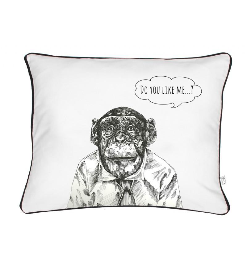 Poduszka Mr. Monkey - różne kolory