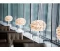 Lampa z piór Eos Light Brown Vita Copenhagen - jasnobrązowy