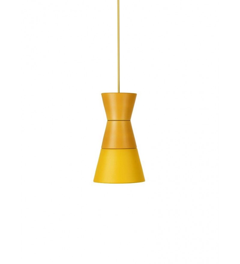 Lampa GONE FISHING kolekcja ILI ILI - żółta