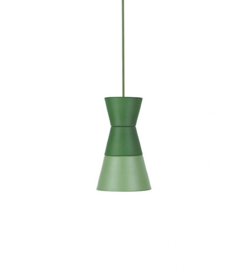 Lampa GONE FISHING kolekcja ILI ILI - zielona