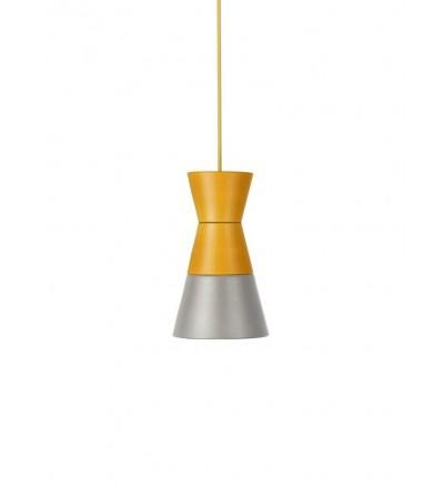 Lampa GONE FISHING kolekcja ILI ILI - żółto-szara