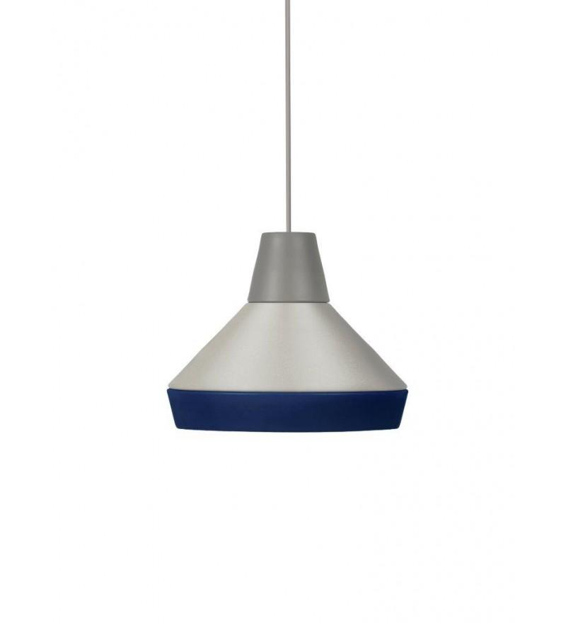 Lampa CAT'S HAT kolekcja ILI ILI - szaro-niebieska