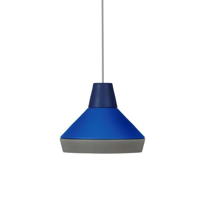 Lampa CAT'S HAT kolekcja ILI ILI - niebiesko-szara