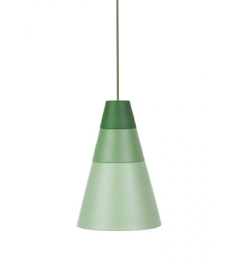 Lampa CONEY CONE kolekcja ILI ILI - zielona