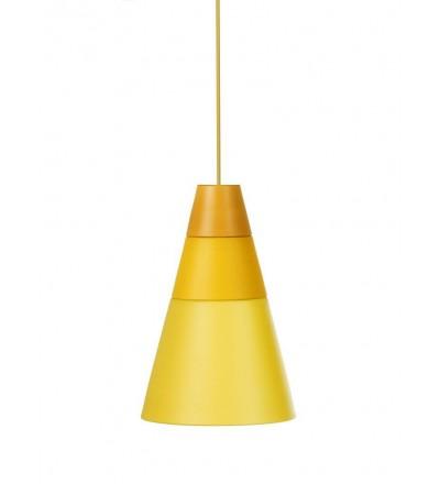 Lampa CONEY CONE kolekcja ILI ILI - żółta