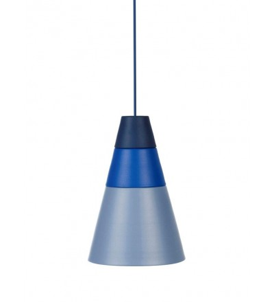 Lampa CONEY CONE kolekcja ILI ILI - niebieska