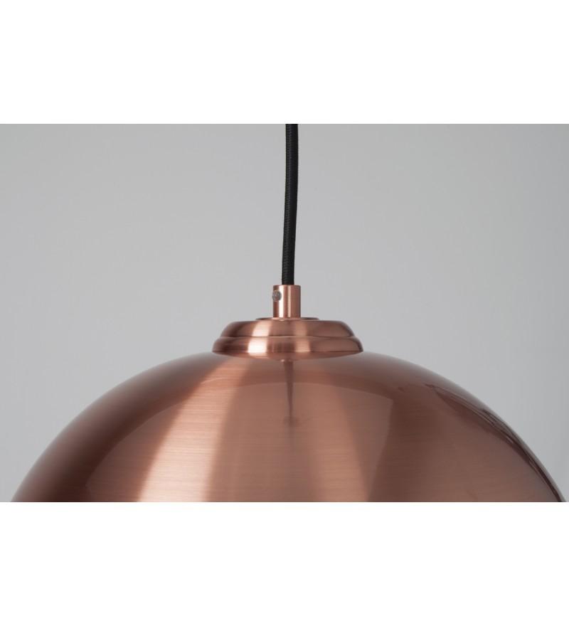 Lampa wisząca Big Glow Zuiver - miedź