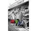 Stelton Shopper torba na zakupy czarna statement