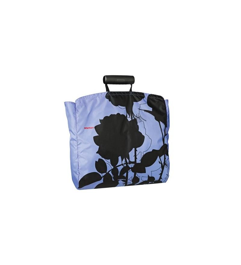 Stelton Shopper torba na zakupy lilac rose