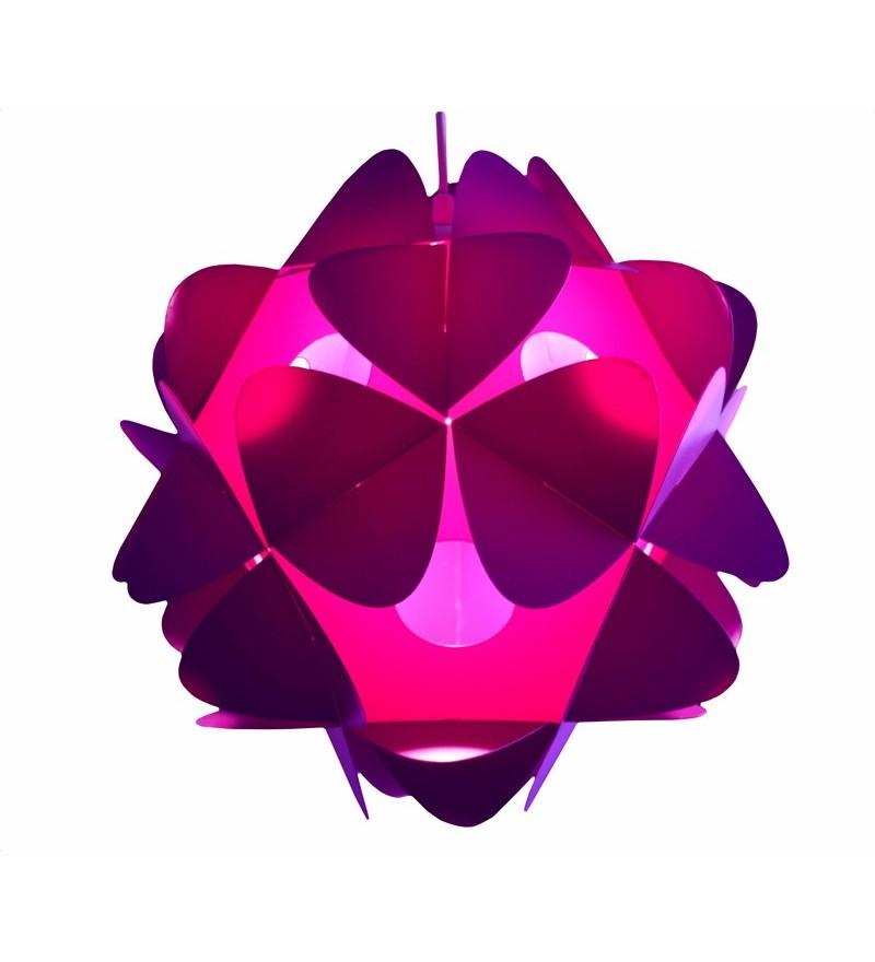 Lampa Orbital V Kafti Design - oberżyna