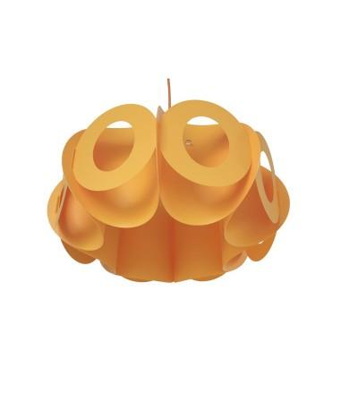 Lampa Oval O Kafti Design - pomarańczowa