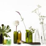 TranSglass - ekologiczne dekoracje wykonane z odzywkanych butelek