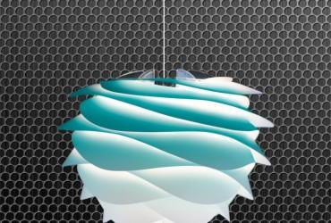 Pufa Design lampa Carmina nowoczesny design