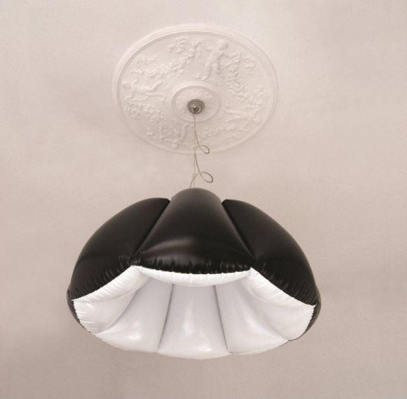 Lampa wisząca Orca Puff-Buff