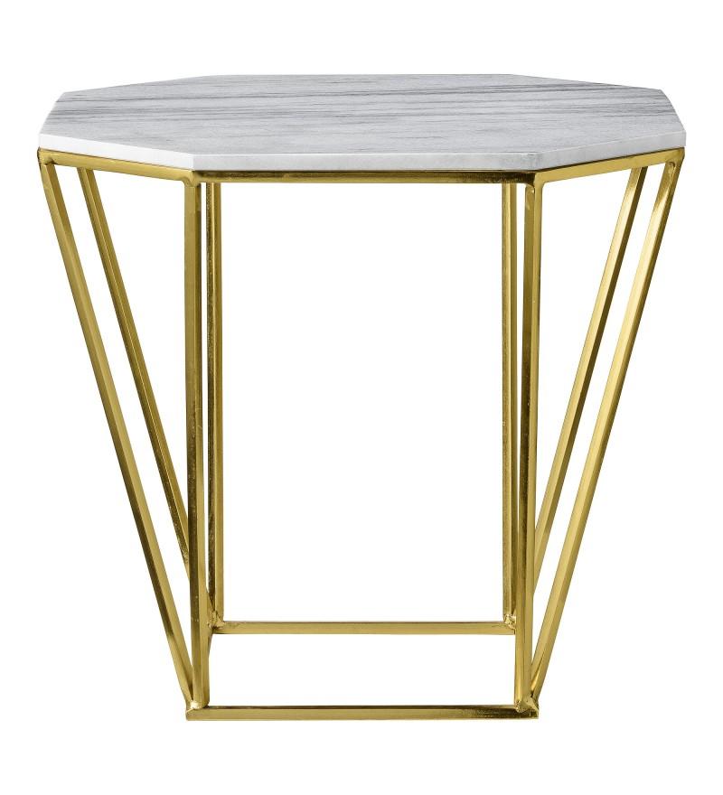 zloty-stolik-kawowy-z-szarym-marmurem-pentago-gold-marblee-bloomingville