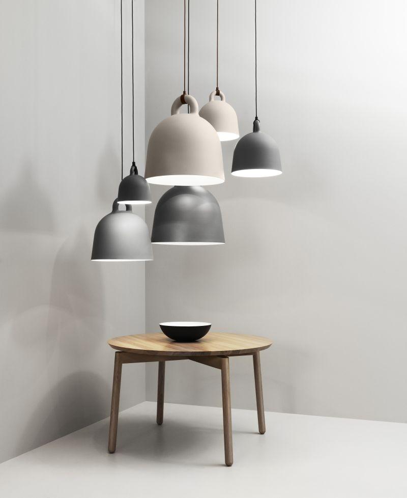 Kolekcja lamp Bell, Normann Copenhagen