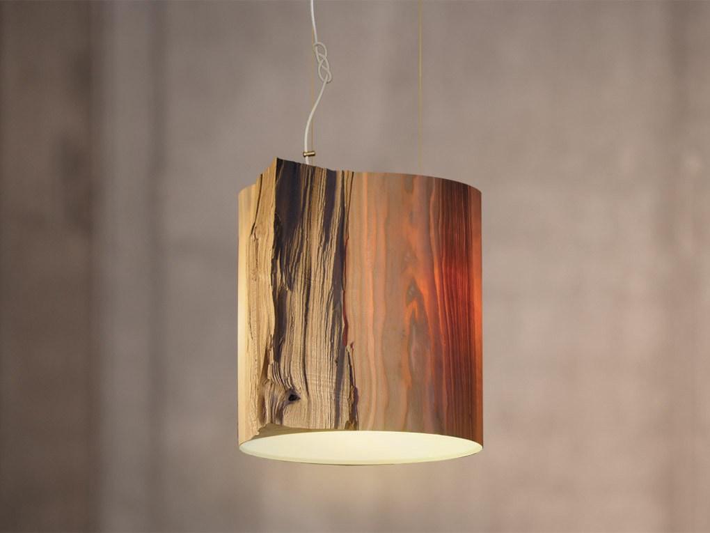 Lampa wisząca The Wise One - z białym wnętrzem, Pufa Design
