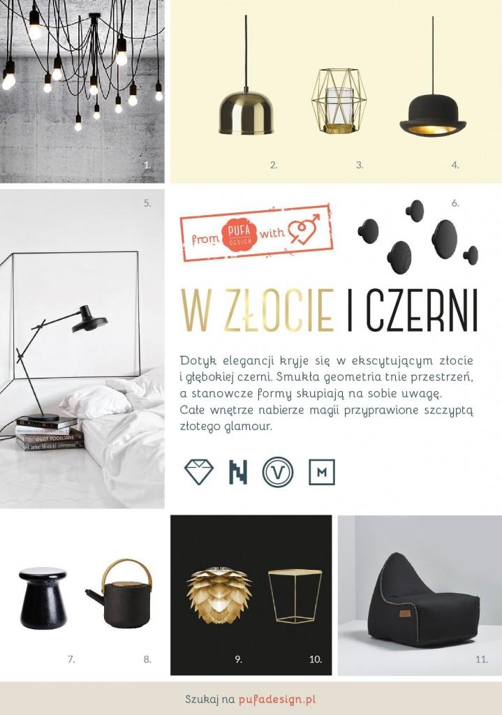 PufaDesign.pl_w_złocie_i_czerni