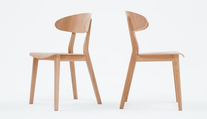 Krzesła LOF, Pufa Design