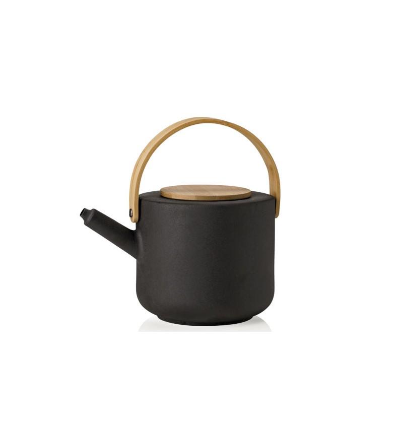 Dzbanek do herbaty Theo, Stelton, Pufa Design