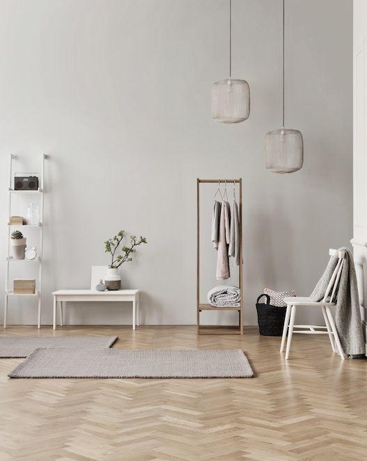 Przykład aranżacji lamp wiszących. Fot. Coco Lapine Design