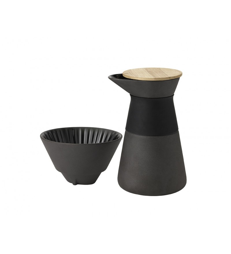 Ekspres do kawy Theo, Pufa Design