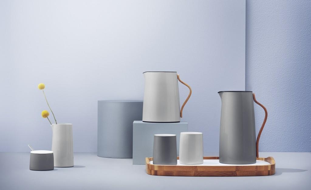Serwis do herbaty Emma, Stelton, do kupienia w Pufa Design