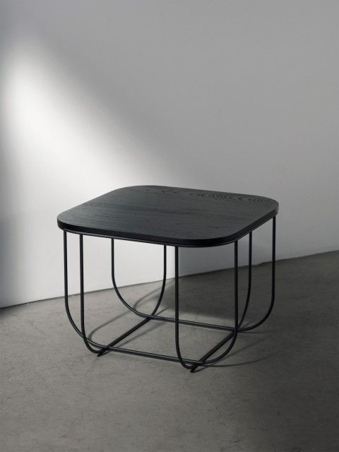 Stolik Cage, Pufa Design