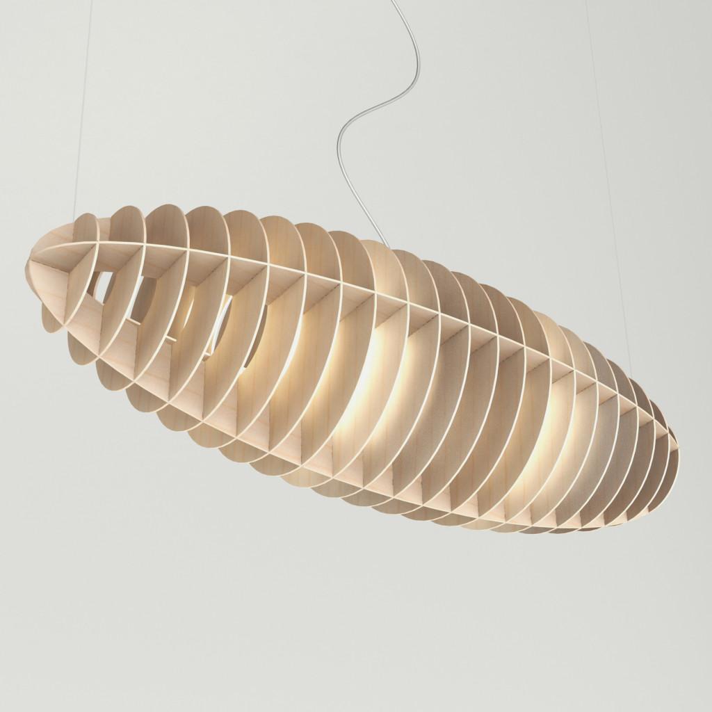 Lampa Zeppelin Play Okrągła, TAR Design, dostępne w Pufa Design