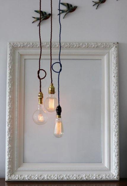 Lampa wisząca Nostalgia Lights, Pufa Design