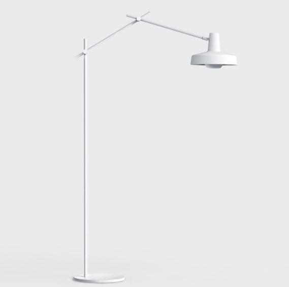 Lampa stołowa Arigato White, idealna do tego wnętrza