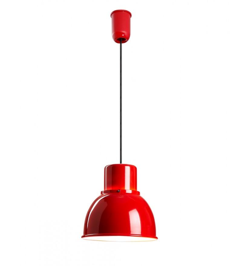 Lampy Reflex Mini w kolorze czerwonym, TAR Design, Pufa Design