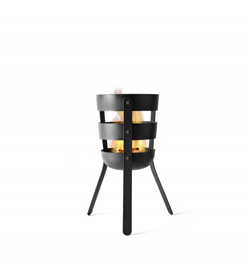 Palenisko ogrodowe Fire Basket, do kupienia w Pufa Design