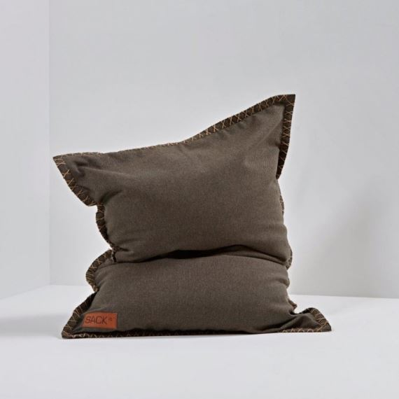 Poducha i bean bag w jednym, SQUAREit, do kupienia w Pufa Design