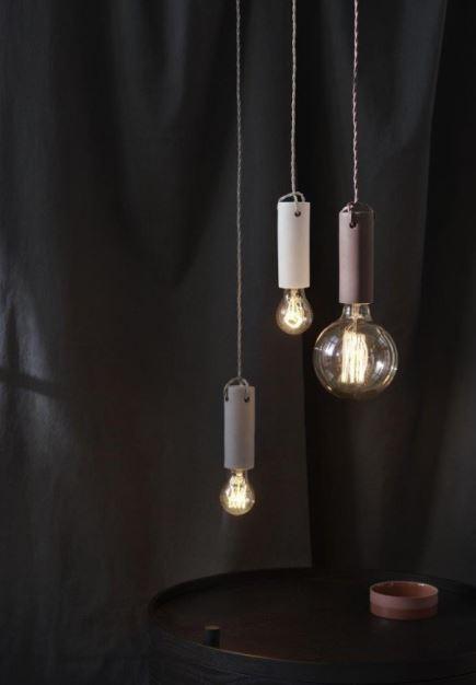 lampy wiszące Menu