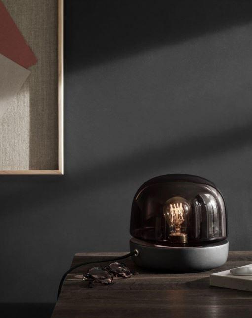 Lampa w klimacie retro - Stone, Pufa Design