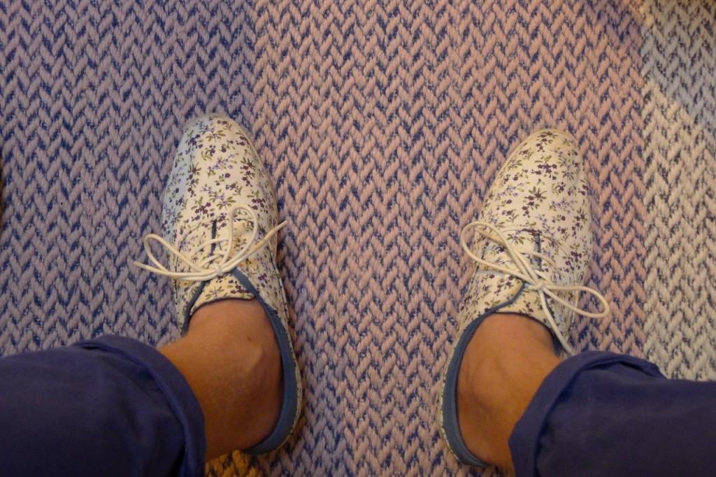 Zoom na dywan Ply, fot. Pufa Design