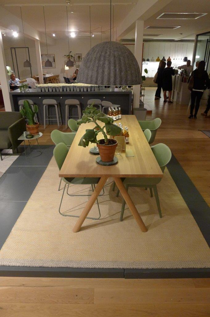 Zapraszam do stołu z Muuto, fot. Pufa Design